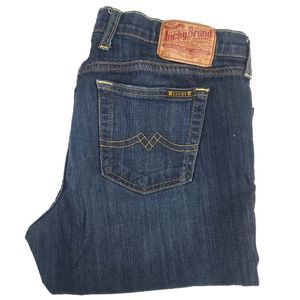 Lucky Brand cropped jeans, size 10/30